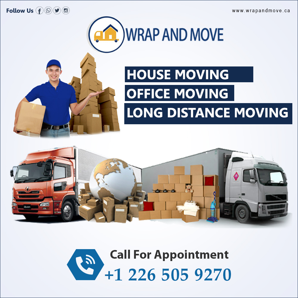 House Movers in Kitchener